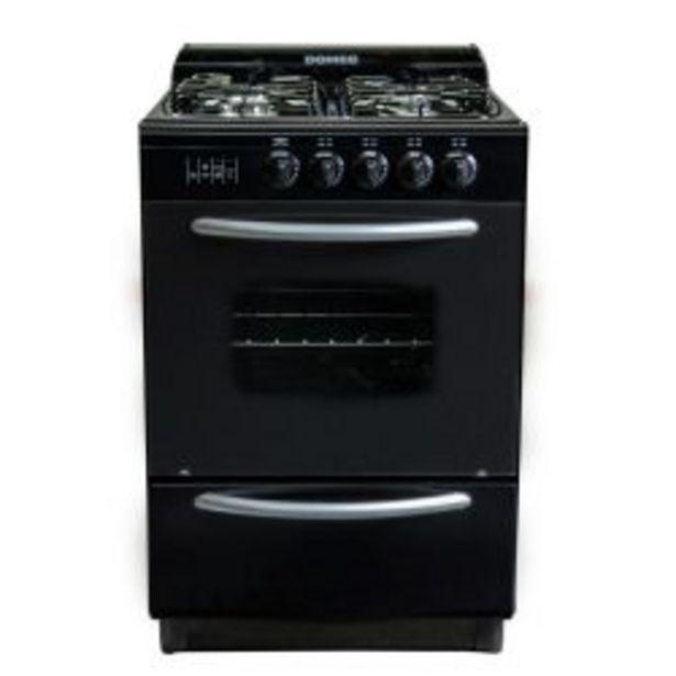 Oferta de Cocina Domec CNUPV 56cm por $48999
