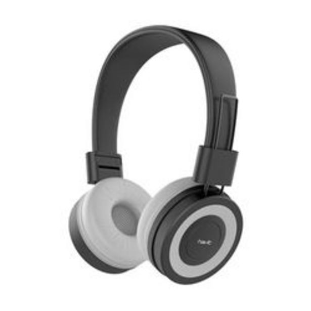 Oferta de Auriculares Headphone Manos Libres Havit h2218d Black por $2099