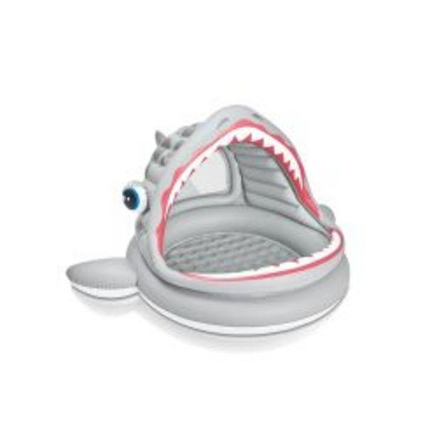 Oferta de Pileta Inflable Intex Tiburon por $10799