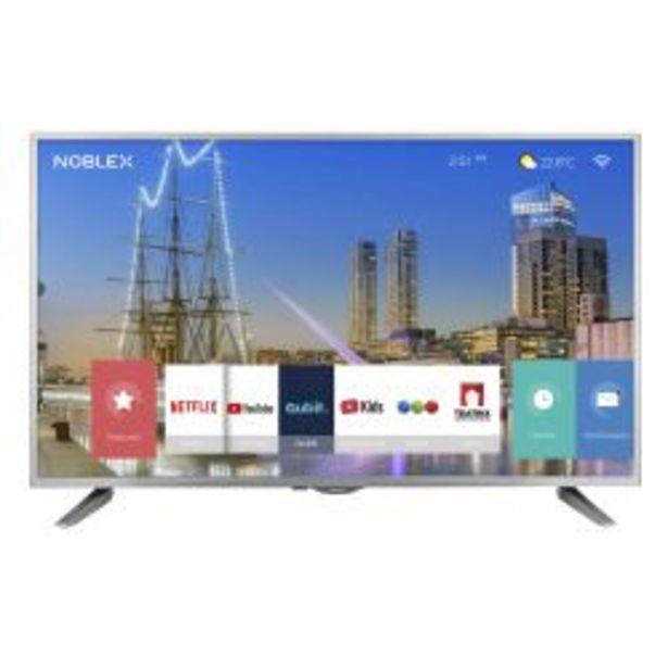 """Oferta de Smart TV 50"""" 4K UHD Noblex DJ50X6500 por $51999"""