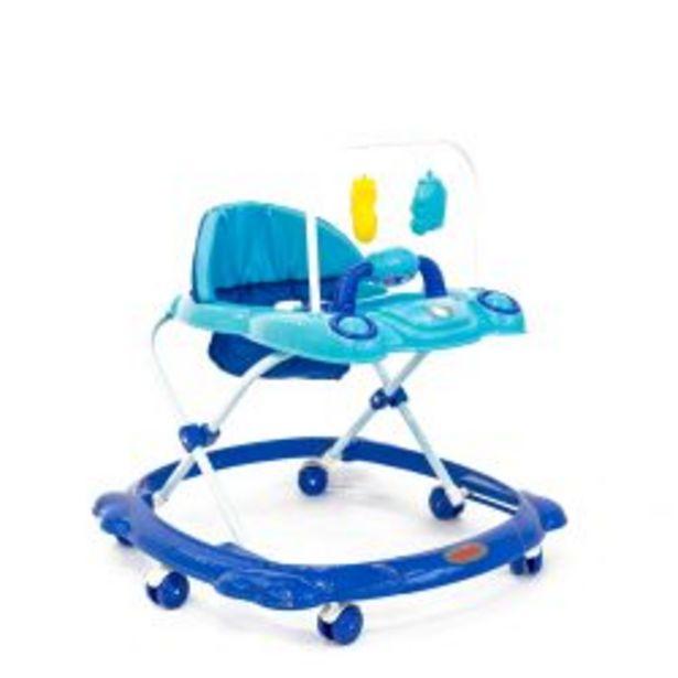 Oferta de Andador Musical Bebesit 3005 Azul por $3951
