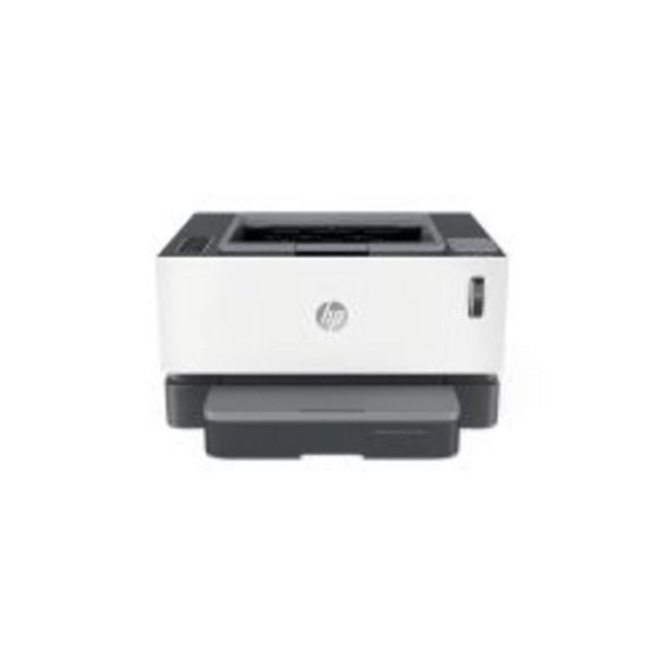 Oferta de Impresora Laser HP Neverstop 1000W por $30499