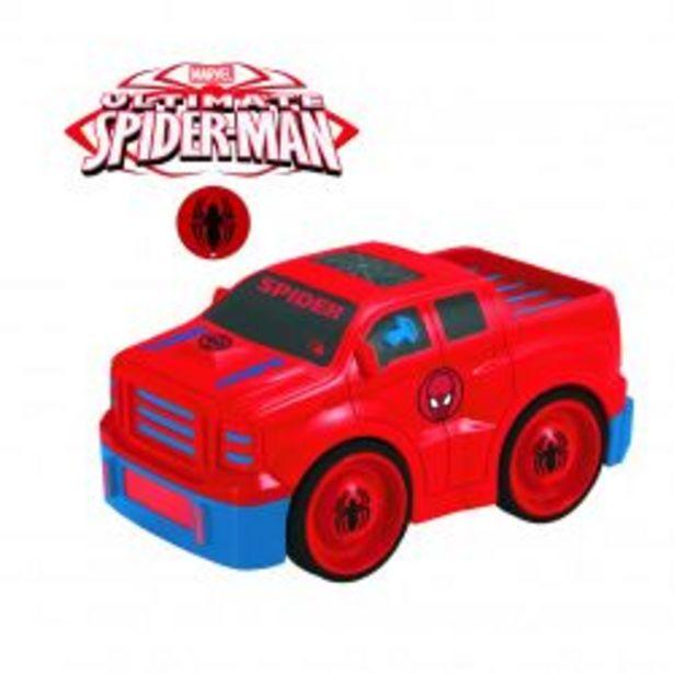 Oferta de Autito de Juguete Touch Avengers 7550 Spiderman por $2080