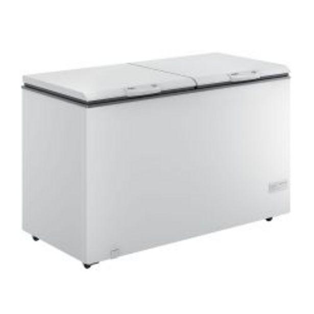 Oferta de Freezer Whirlpool WHB53D1 536Lt por $78399