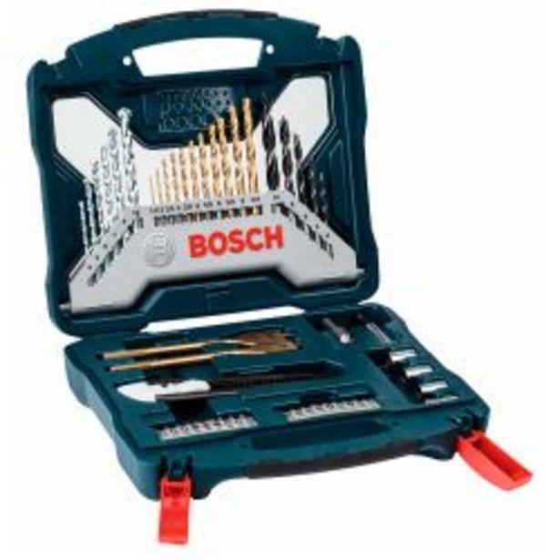 Oferta de Set Bosch para Taladro Atornillador 50 Piezas por $3499