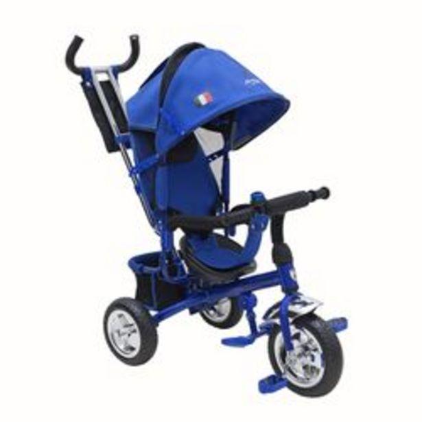 Oferta de Triciclo Infantil de Lujo Lamborghini Azul por $15190