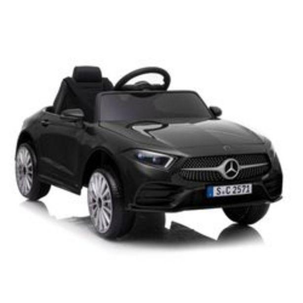 Oferta de Auto a Bateria Mercedes Benz GLC 350 12V 3039 Negro por $32099