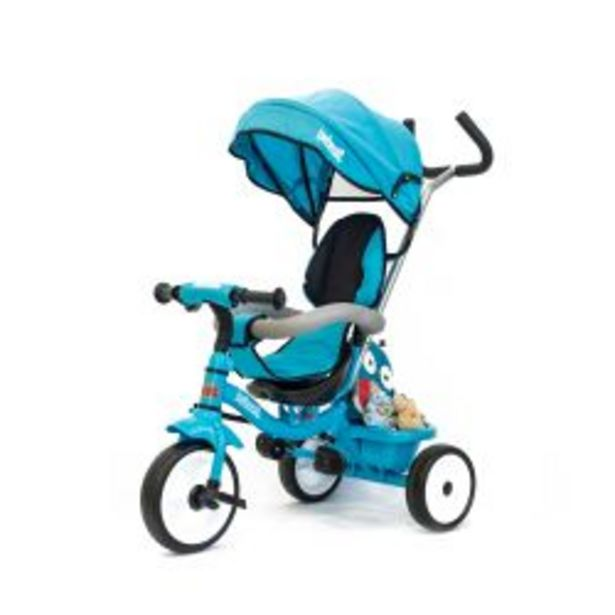 Oferta de Triciclo con Manija Bebesit Joy Rojo por $13428