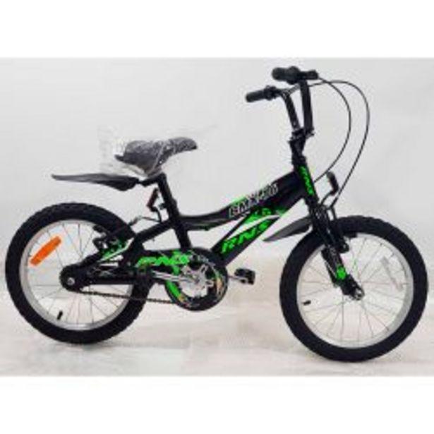 """Oferta de Bicicleta RNS Rodado 20"""" BIN19065ALN por $30999"""