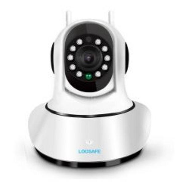 Oferta de Camara IP WiFi Loosafe Night Vision de 2 Antenas por $5008
