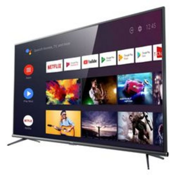 Oferta de Led Smart TV TCL 65 UHD 4K por $100999