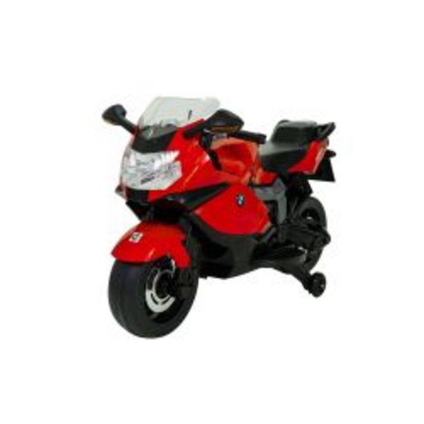 Oferta de Moto a Batería Bebitos BMW K1300 Roja por $26999