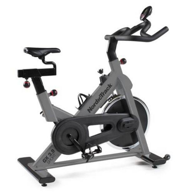 Oferta de Bicicleta de spinning  Nordictrack Gx 3.9 por $331550