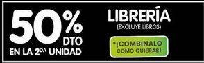 Oferta de Librería por