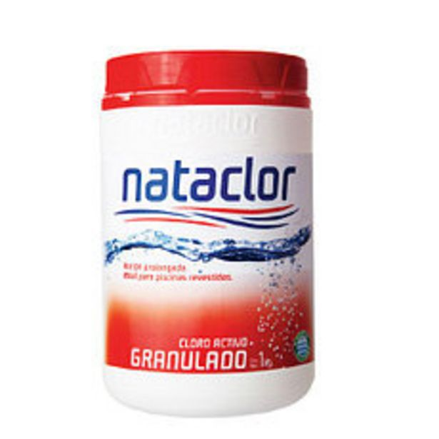 Oferta de Cloro Granulado Dis Lenta1Kg Nataclor por $1350