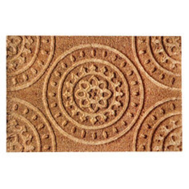 Oferta de Felpudo 40x60 Cm. Liso Mandala por $693