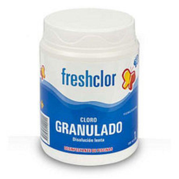 Oferta de Cloro Freshclor Granulado  1Kg por $949