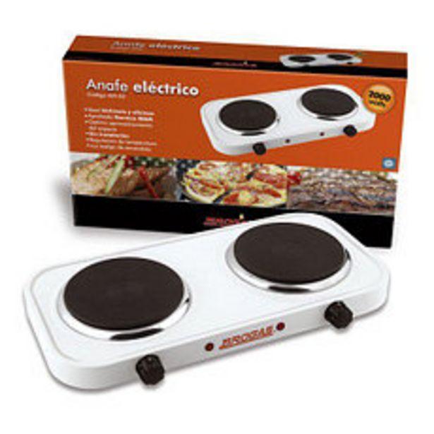 Oferta de Anafe Electrico c/2 quemadores por $5390