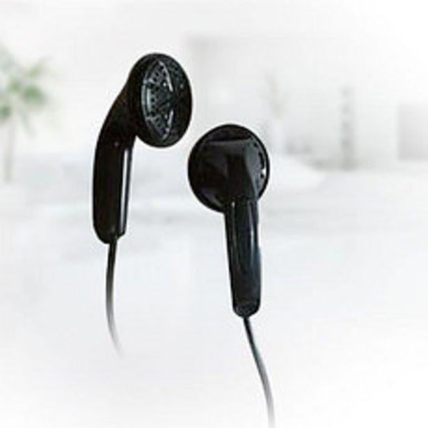Oferta de Auricular Ofa Negro Sv5010 por $370