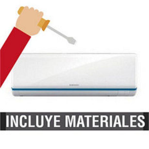 Oferta de Instalacion De Aire Acondicionado Con Materiales Hasta 6000Fs por $5990