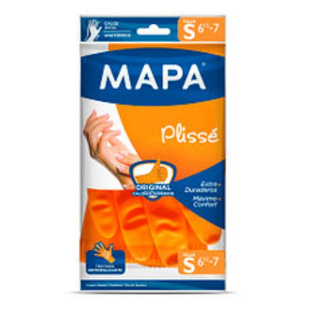 Oferta de Guante Mapa Plisse Chico por $219