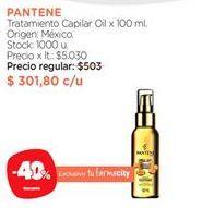 Oferta de Tratamiento Capilar Oil x 100 ml. por