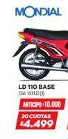 Oferta de Ld 110 base por