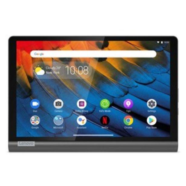 """Oferta de TABLET LENOVO YT-X705F 10.1"""" FHD 64 GB GRIS por $34999"""