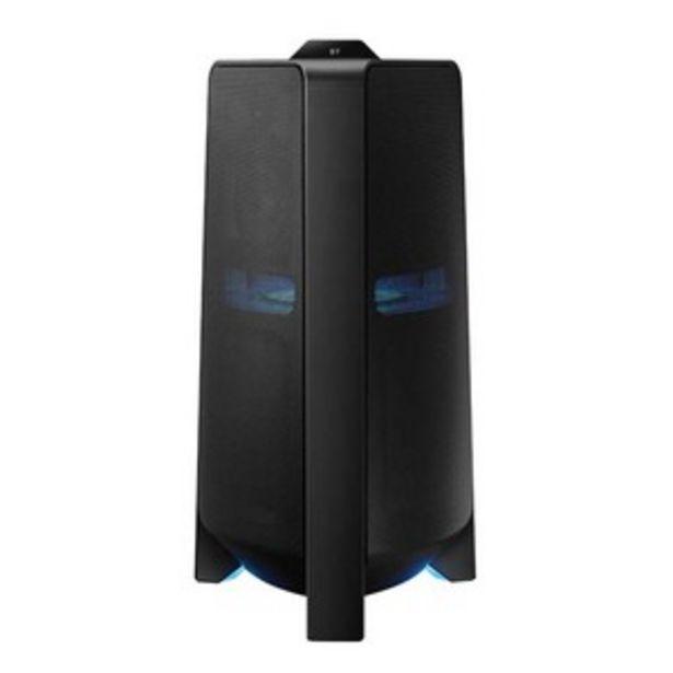 Oferta de PARLANTE PORTATIL SAMSUNG MX-T70 por $89999