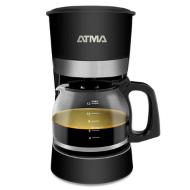 Oferta de CAFETERA ATMA CA8143N por $4206,65