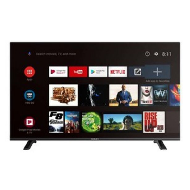 Oferta de ANDROID TV NOBLEX 50 PULGADAS 4K UHD DM50X7500 por $54999