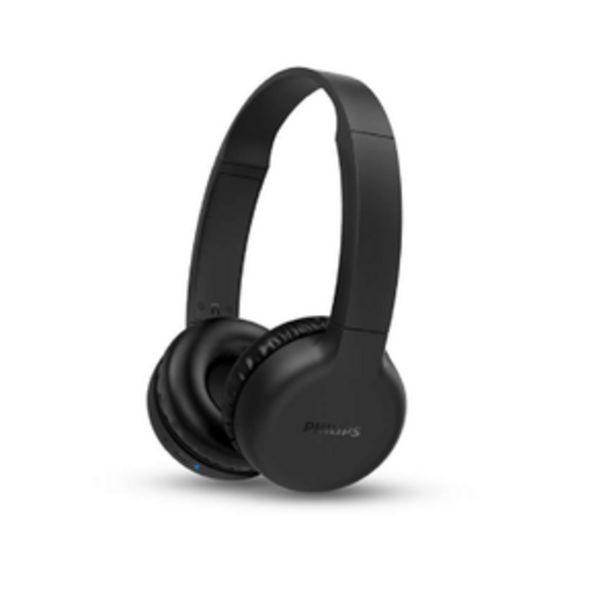 Oferta de AURICULAR BLUETOOTH PHILIPS ON EAR BLUETOOTH TAHI1205BK/00 por $3439,2