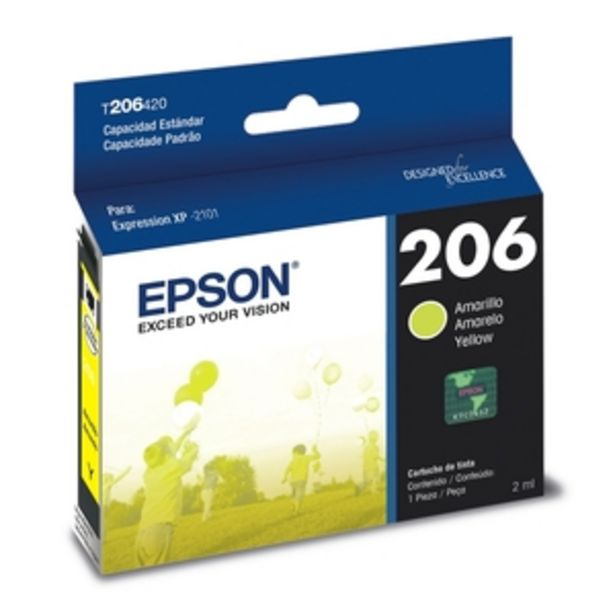 Oferta de CARTUCHO DE TINTA EPSON T206420-AL por $999