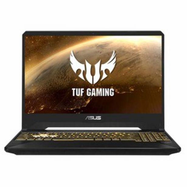 Oferta de Notebook ASUS TUF Gaming FX505GT-BQ073T por $139999