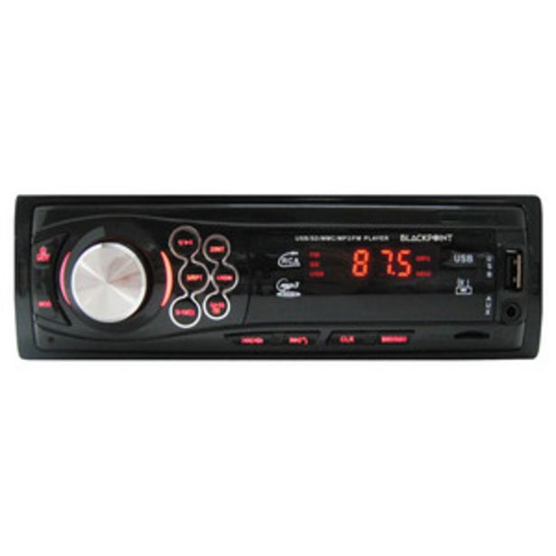 Oferta de AUTOESTEREO BLACK POINT 0 por $3409