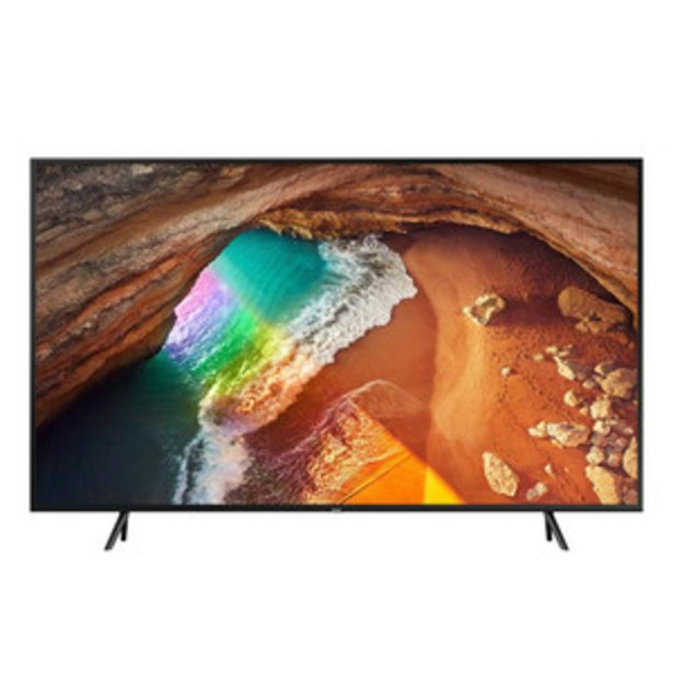 Oferta de SMART TV SAMSUNG 65 PULGADAS 4K UHD QN65Q60RAGXZB por $132999