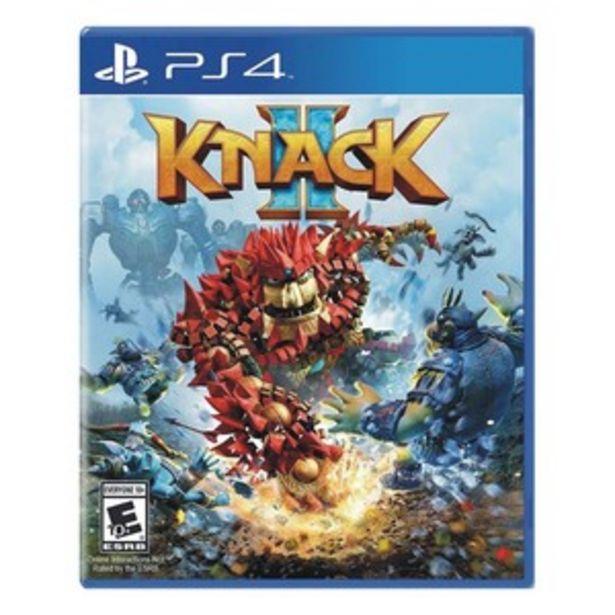 Oferta de KNACK 2 PS4 por $1479