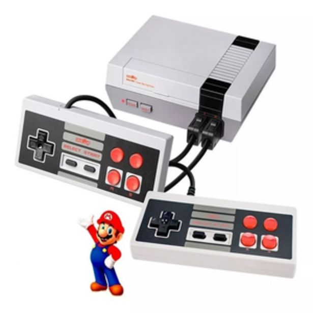 Oferta de CONSOLA LEVEL UP RETRO por $3499