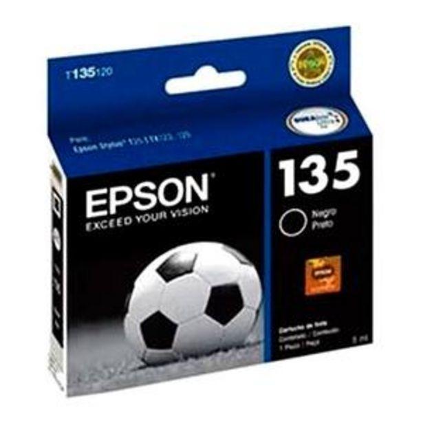Oferta de CARTUCHO DE TINTA EPSON T135120-AL por $819
