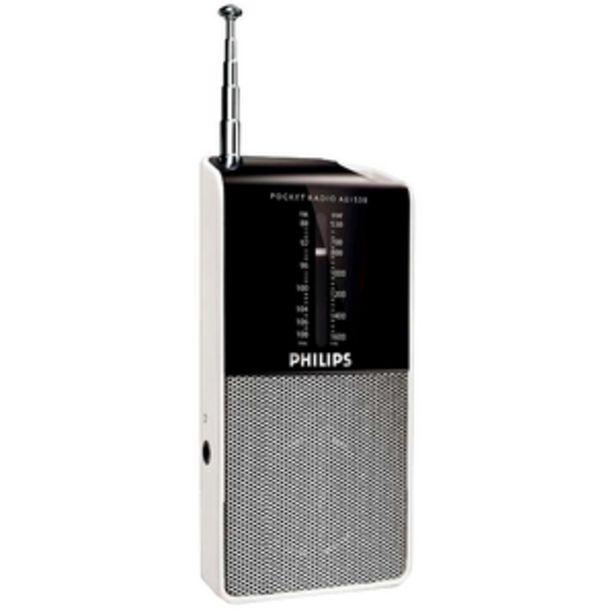 Oferta de RADIO PORTATIL PHILIPS AE1530/00 por $2149
