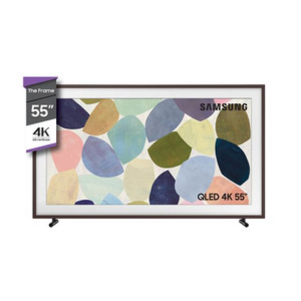 Oferta de SMART TV SAMSUNG 55 PULGADAS 4K UHD QN55LS03 por $199999