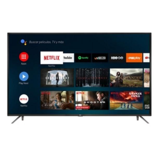 Oferta de ANDROID TV RCA 50 PULGADAS 4K UHD X50ANDTV por $48999