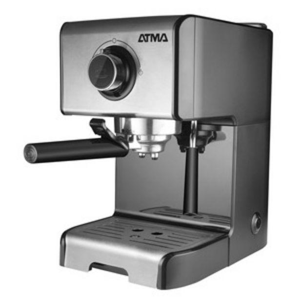 Oferta de CAFETERA EXPRESS ATMA CA9197XN por $24999