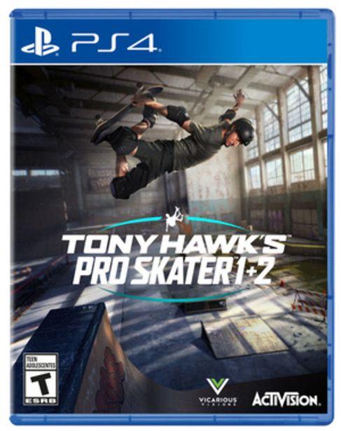 Oferta de JUEGO PARA PS4 TONY HAWKS PRO SKATER por $6499