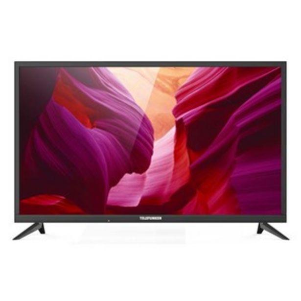 Oferta de SMART TV TELEFUNKEN 32 PULGADAS TK3219K5 por $25999