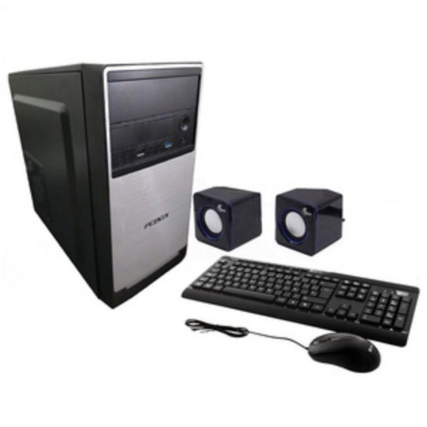 Oferta de COMPUTADORA DE ESCRITORIO PCBOX PCBOX CORE I3 por $55999