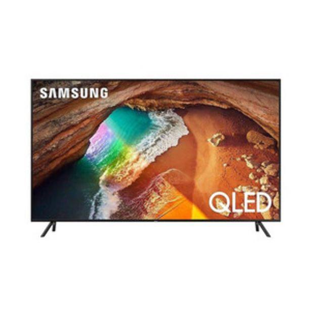 Oferta de SMART TV SAMSUNG 82 PULGADAS 4K UHD QN82Q60RAGCZB por $299999