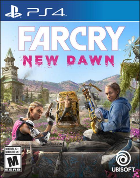 Oferta de FAR CRY NEW DAWN PS4 por $2429