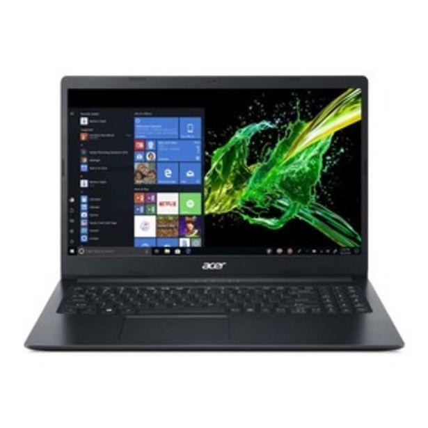 Oferta de NOTEBOOK ACER A315-22-47SL AMD A4 por $49499,1