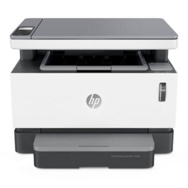 Oferta de IMPRESORA HP NEVERSTOP LASER 1200W por $40499